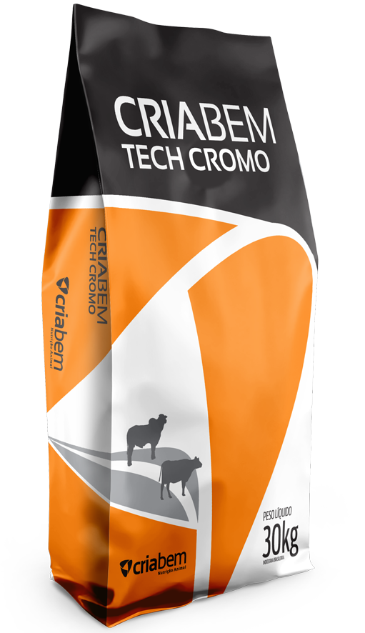 CRIABEM TECH CROMO MAIS